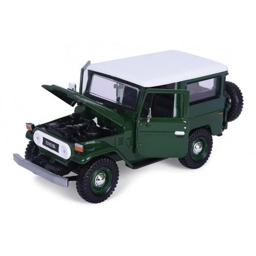 Miniatura Toyota Bandeirante Fj40