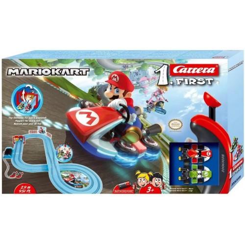 Autorama Carrera Mario Kart 2,9m