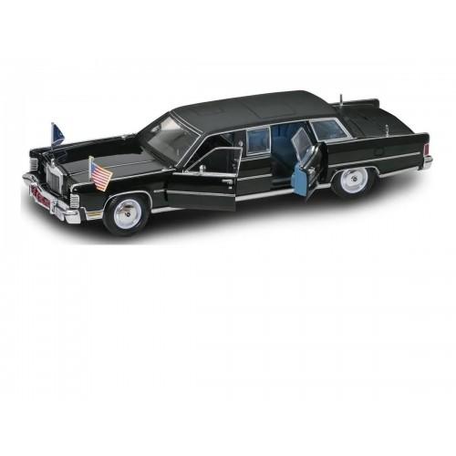 Miniatura Lincoln Continental Reagan Car 1972