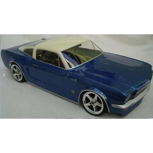 Bolha Mustang
