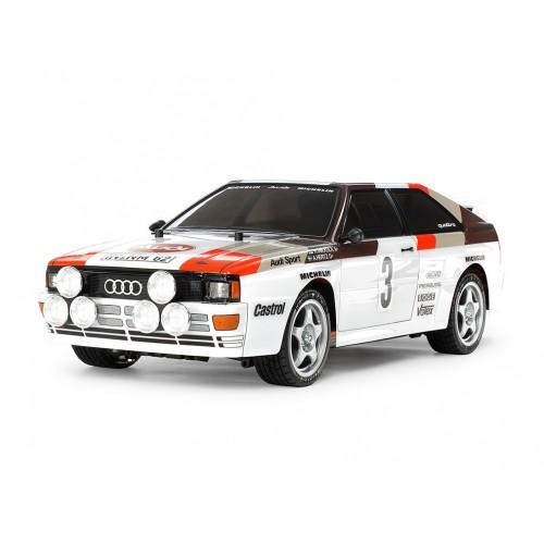 Automodelo Tamiya 58667 Audi Quattro A2 Rallye